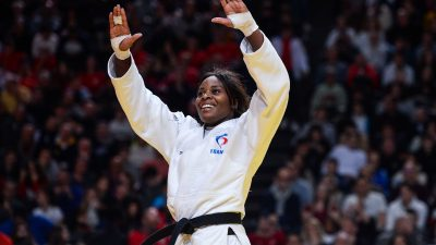 Judo : Madeleine Malonga sacrée championne d'Europe, 4eme titre pour les Bleues
