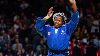 Judo (Euro-2020) : la moisson tricolore se termine par un nouveau sacre pour Romane Dicko !