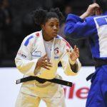 La Française Sarah-Léonie Cysique (-57 kg) a décroché une médaille de bronze au 1er jour des Championnats d'Europe de judo, jeudi à Prague.