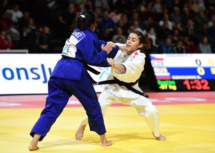 Judo : Shirine Boukli sacrée championne d'Europe à 21 ans