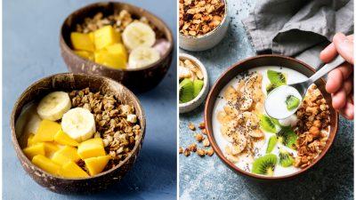Le muesli bowl automnal : un concentré d'énergie matinal !