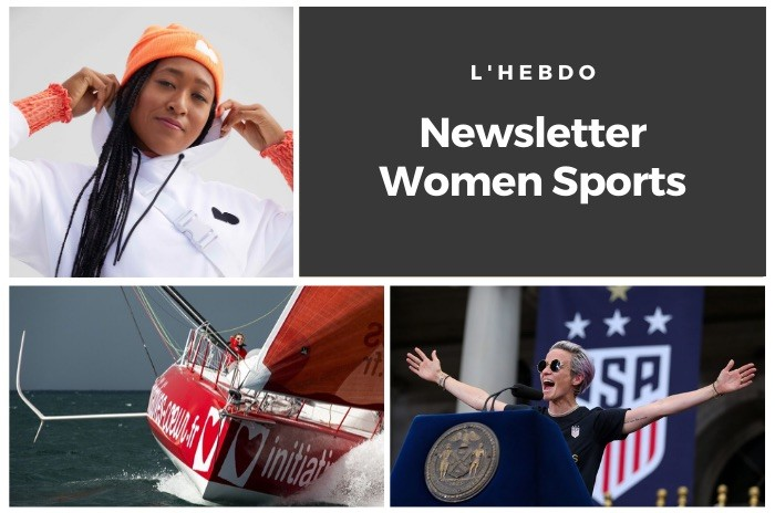 La newsletter WOMEN SPORTS du mardi 10 novembre 2020
