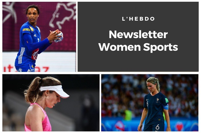 La newsletter WOMEN SPORTS du mardi 17 novembre 2020