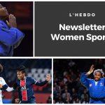 Chaque mardi, la newsletter WOMEN SPORTS vous propose un résumé de l'actualité du sport féminin : résultats, news, événements, coups de coeur, récompenses… Ne passez à côté d'aucune info !