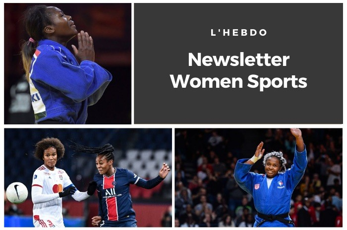 La newsletter WOMEN SPORTS du mardi 24 novembre 2020