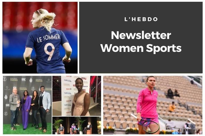 La newsletter WOMEN SPORTS du mardi 3 novembre 2020
