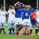 Le XV de France féminin s'est incliné dans les derniers instants face au XV de la Rose samedi à Twickenham (25-23).