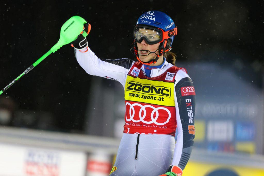 Ski alpin : Petra Vlhova remporte le slalom de Levi devant Shiffrin