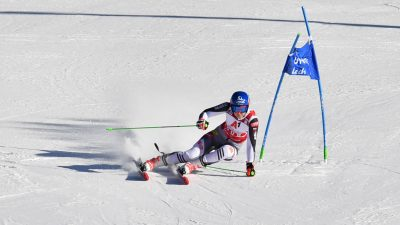 Ski alpin (Lech) : Petra Vlhova aligne une 3eme victoire consécutive