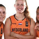 Le compte Twitter @EurobasketWomen a posté cette vidéo super sympa de célébration de l'équipe néerlandaise de basket après une victoire.