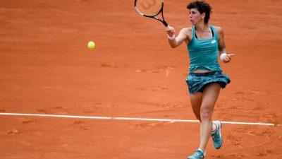 Tennis : Carla Suarez Navarro de retour sur les courts après avoir battu le cancer