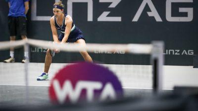 La WTA change de logo et aligne ses catégories de tournois sur l'ATP