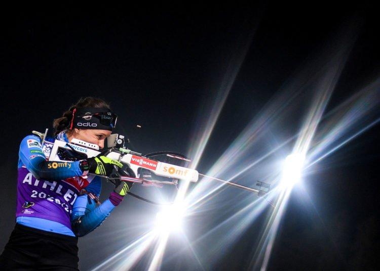 Biathlon (Kontiolahti) : joli podium pour Anaïs Chevalier-Bouchet au sprint