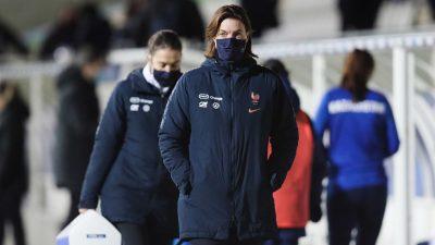 Bleues – Corinne Diacre : « Ce n'est pas moi qui pollue l'atmosphère »