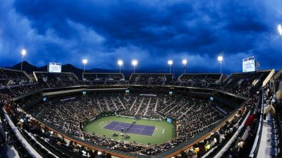 Tennis (WTA) : le tournoi d'Indian Wells menacé pour 2021