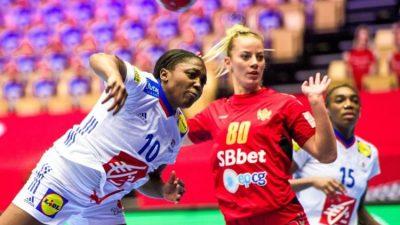 Euro-2020 de handball : victoire sur le fil des Françaises