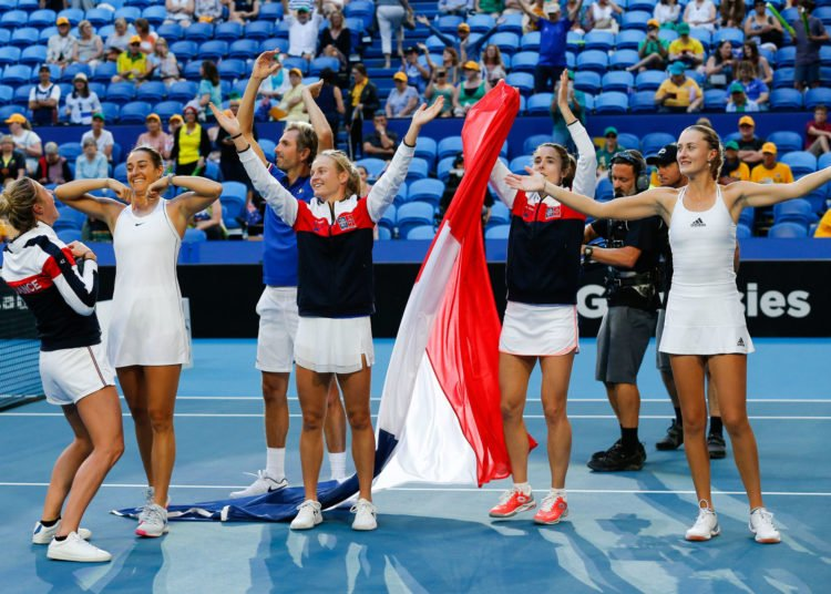 Fed Cup 2021 : la France dans le même groupe que la Russie et le pays hôte, la Hongrie