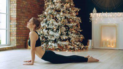Idée pour un Noël zen : optez pour le pilates !