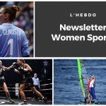 Chaque mardi, la newsletter WOMEN SPORTS vous propose un résumé de l'actualité du sport féminin : résultats, news, événements, coups de coeur.