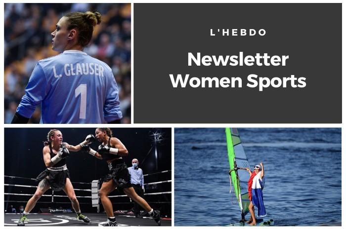La newsletter WOMEN SPORTS du mardi 1er décembre 2020
