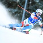 La Suissesse Michelle Gisin s'est offert sa première victoire en Coupe du monde de ski alpin mardi, en remportant le slalom de Semmering.