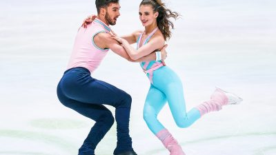 Gabriella Papadakis : « J'ai appris à aimer le corps que l'on m'a donné »