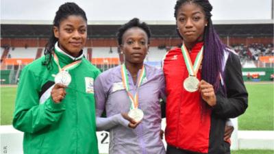 Jeux de la Francophonie : Natacha Ngoye Akamabi, l'étoile montante du sprint africain