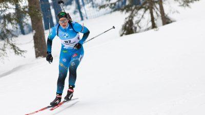 Biathlon : les Françaises 3e du relais d'Anterselva