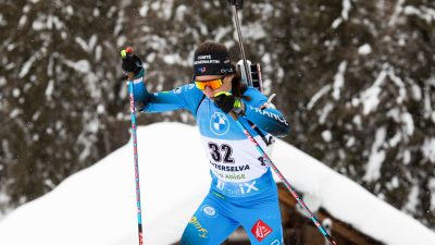 CDM Biathlon : Anaïs Chevalier-Bouchet retrouve les podiums !