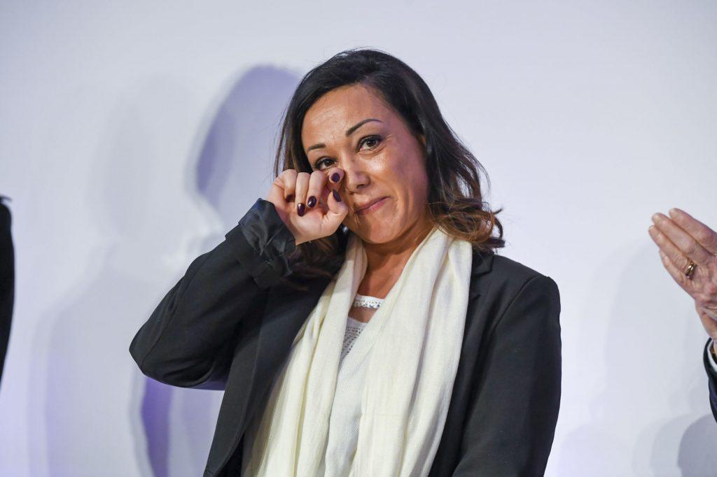 Gilles Beyer mis en examen, Sarah Abitbol « soulagée »
