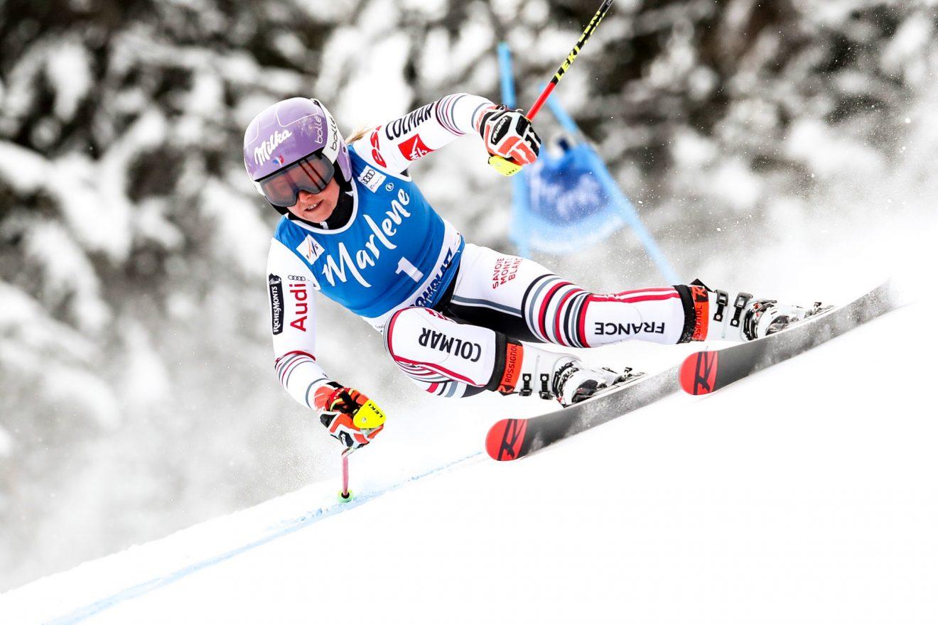 Ski - Tessa Worley remporte le géant de Kronplatz