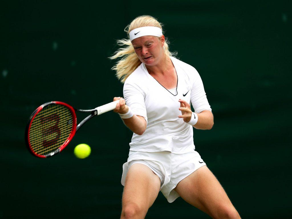Tennis – Francesca Jones, huit doigts, sept orteils, valide son ticket pour le tableau final de l'Open d'Australie