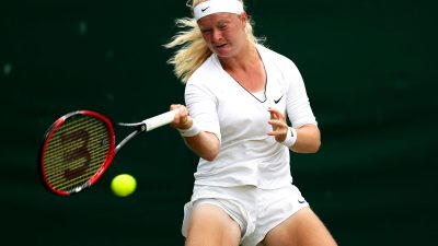 Tennis – Francesca Jones, huit doigts, sept orteils, valide son ticket pour le tableau final de l'Open d'Australie