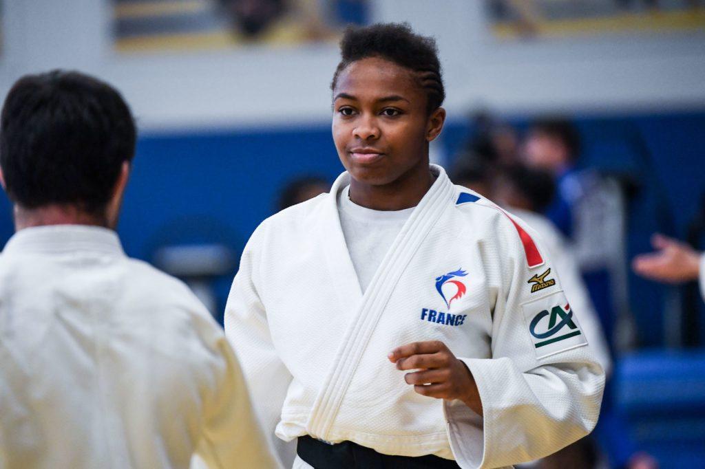 Judo: Romane Dicko s'offre le succès le plus prestigieux de sa carrière
