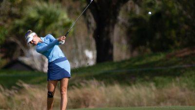 LPGA : Jessica Korda remporte le Tournoi des championnes