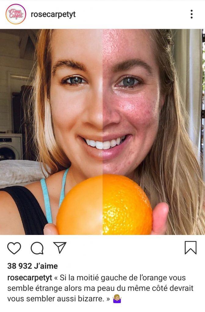 Le body positive sur Instagram : top 3 des comptes décomplexants pour s'aimer, aimer son corps, avoir confiance en soi et croire en ses rêves.