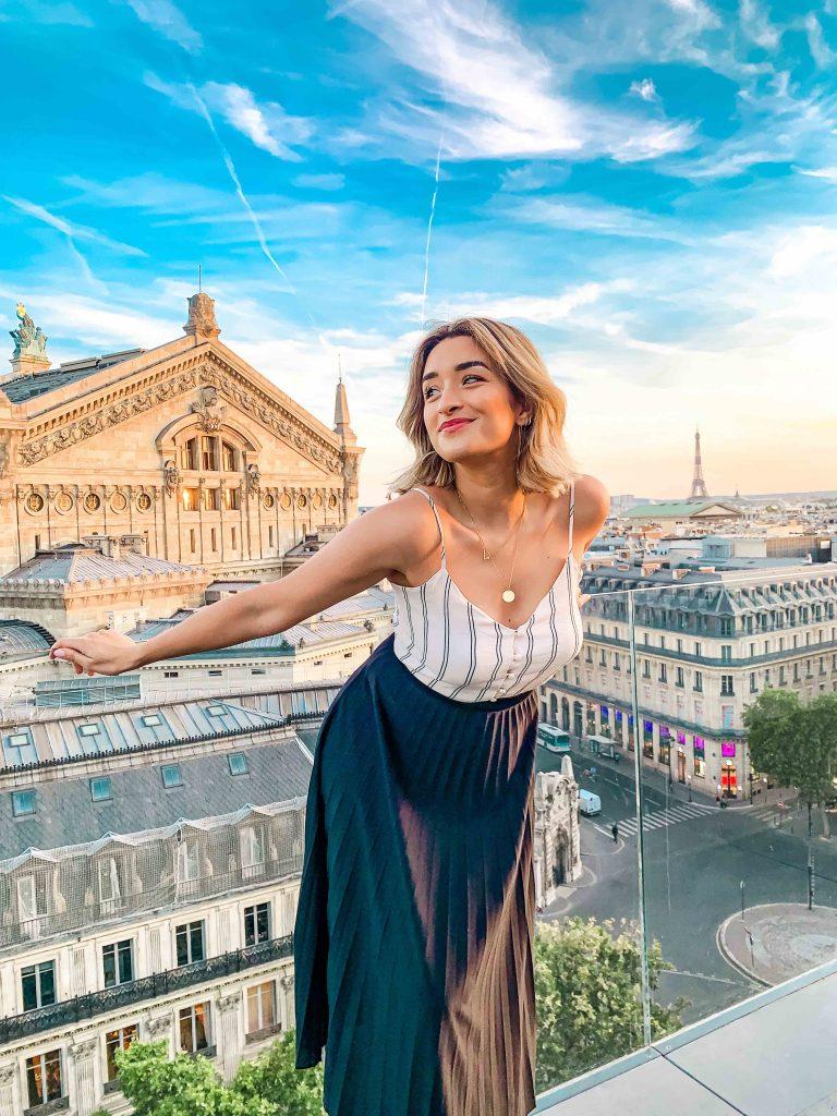 Des réseaux sociaux au cinéma : rencontre avec l'influenceuse beauté franco-algérienne Shirine Boutella, 30 ans. Du tout petit au grand écran.