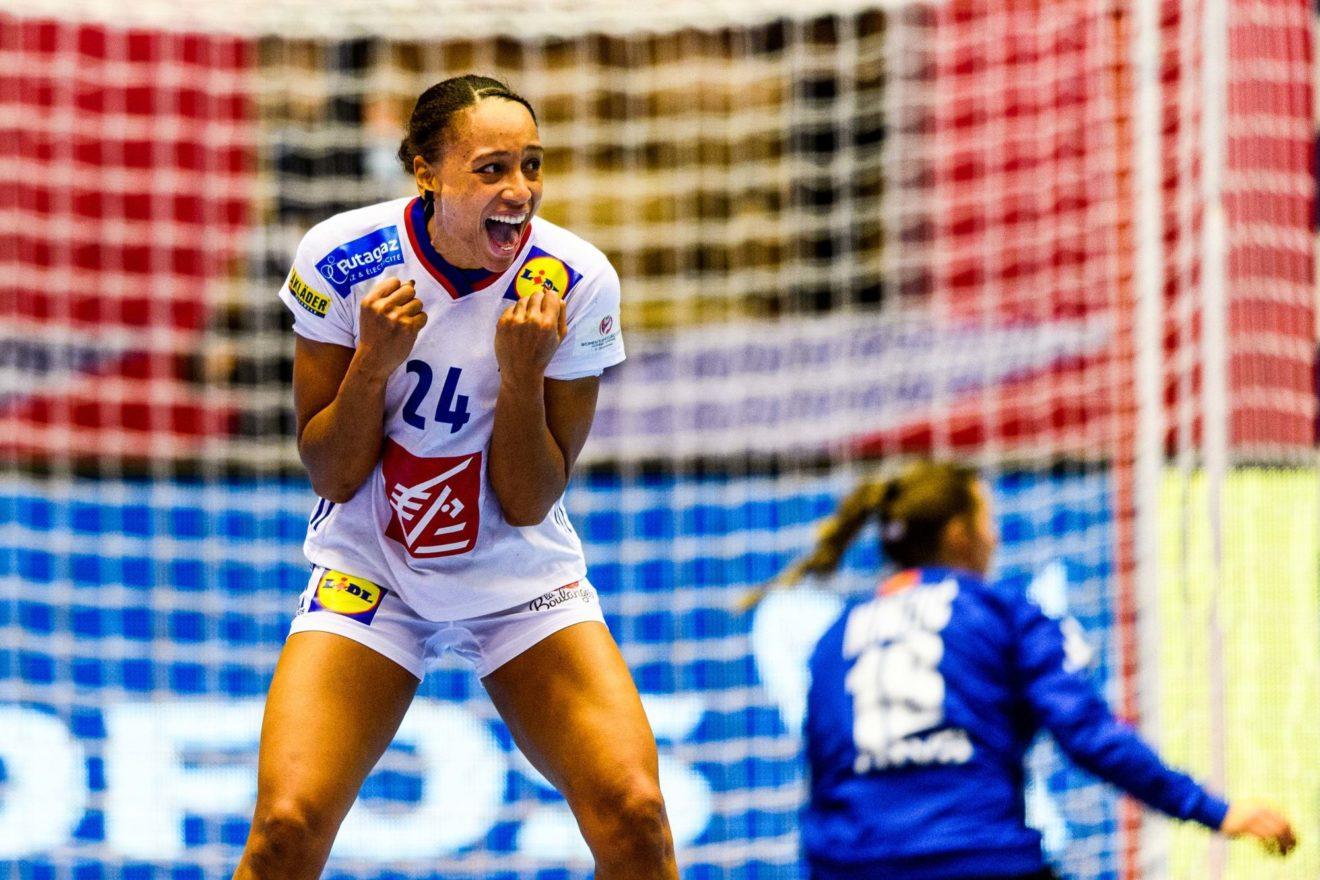Handball : Béatrice Edwige rejoint Rostov