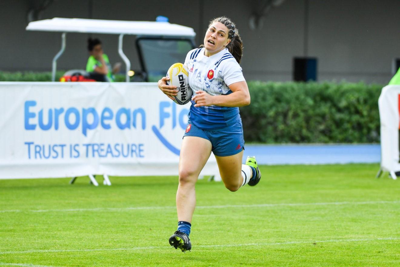 Rugby à VII - Les Bleues s'inclinent en finale du tournoi de Madrid contre la Russie
