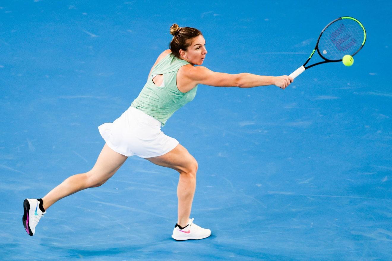Open d'Australie : un choc Simona Halep – Serena Williams en quarts