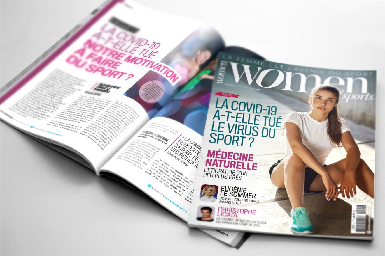 Women Sports N.20 arrive en kiosques !