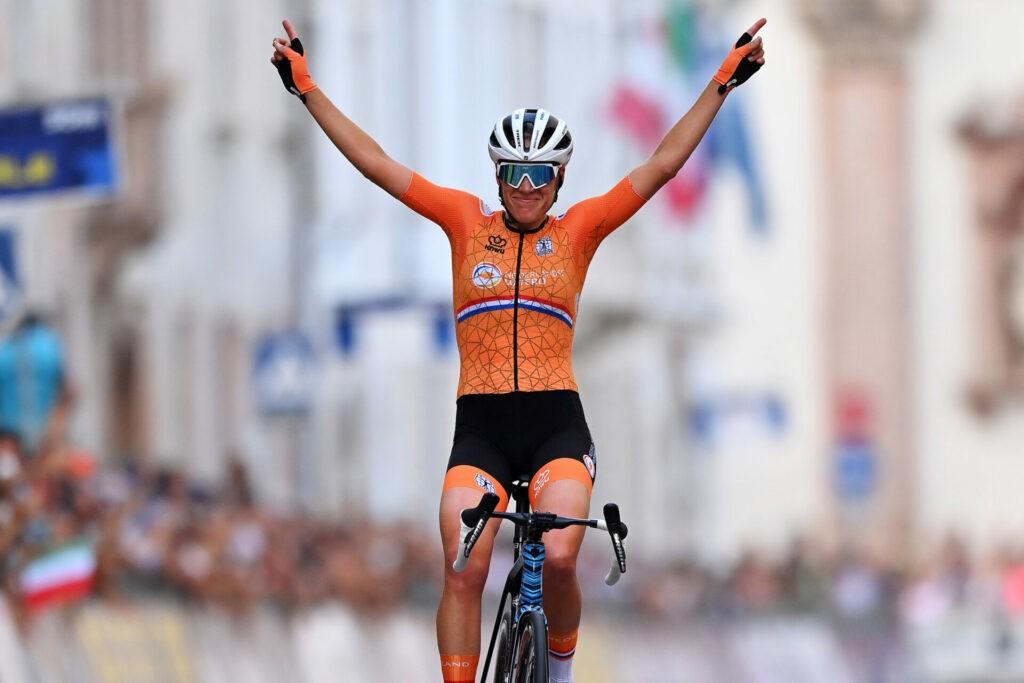 Cyclisme : Ellen Van Dijk championne d'Europe