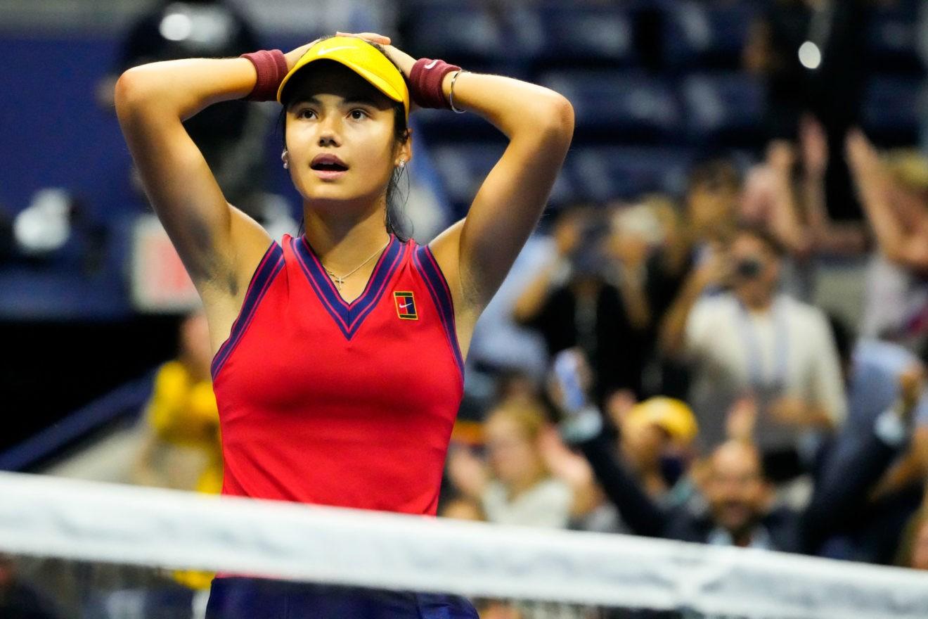 Issue des qualifications, Emma Raducanu remporte l'US Open !