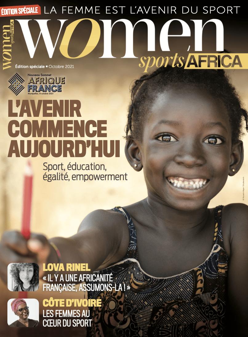 Women Sports Africa publie une édition spéciale Nouveau Sommet Afrique-France