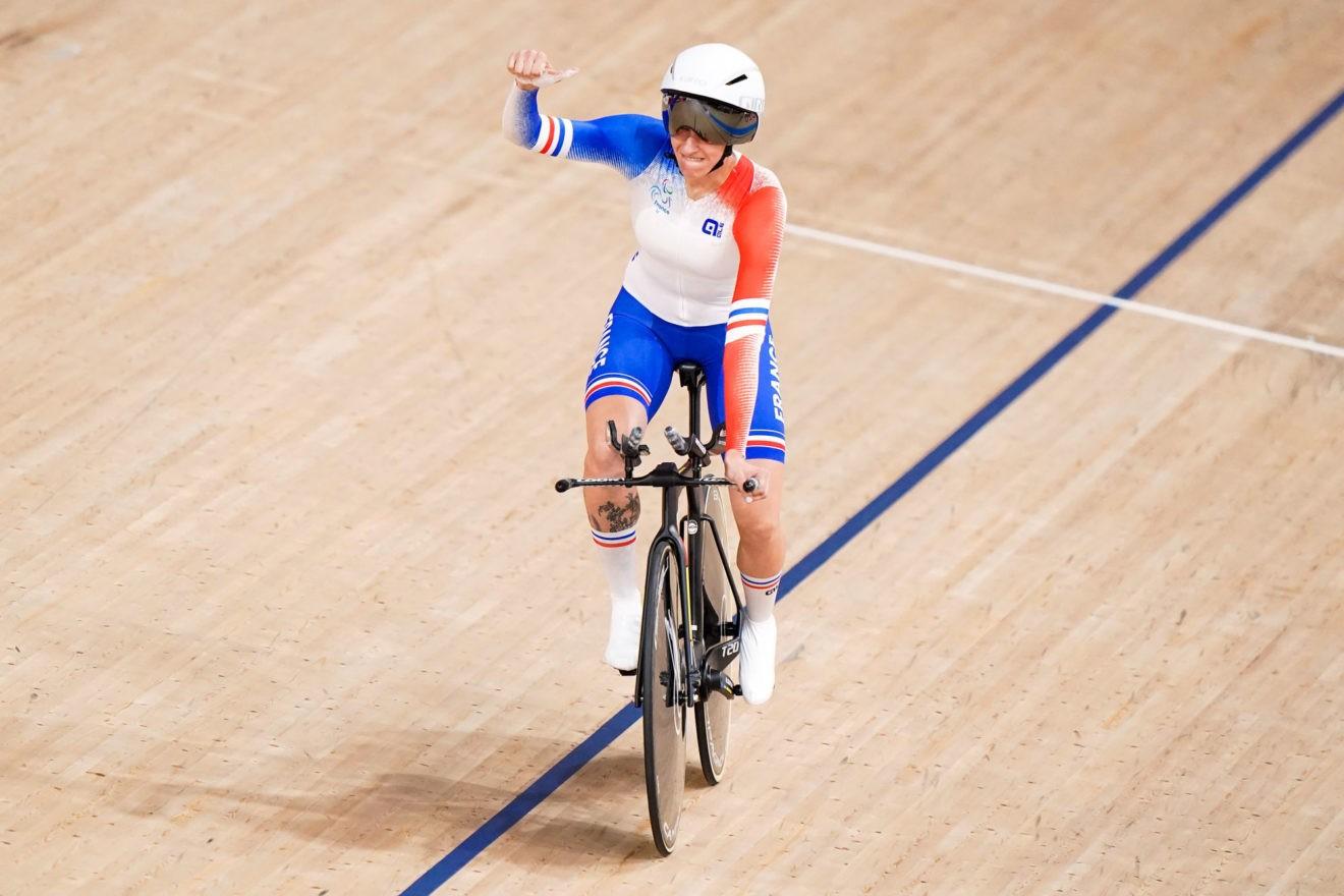 Entretien - À la limite de l'hypoglycémie sur les podiums des Jeux de Tokyo, ses médailles de bronze, ses objectifs d'or à Paris… Marie Patouillet se confie !