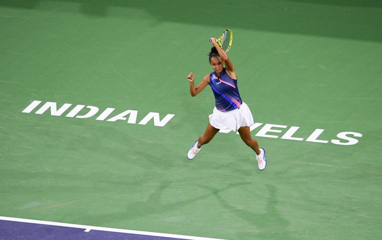 WTA - Indian Wells - Les résultats de la 5e journée, avec les victoires de Leylah Fernandez, Jelena Ostapenko, Iga Swiatek...